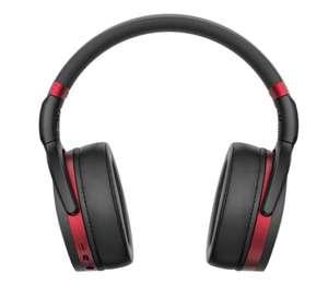 Auriculares Sennheiser HD 458 Black Red Limited