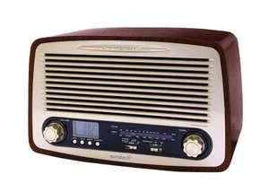 Radio portátil Sunstech RPR4000 con USB y SD