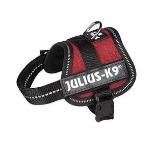 JULIUS-K9 - Arnés para perros, color Rojo, talla 3XS / Baby 1