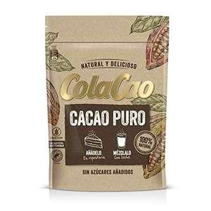 Cacao puro de cola cao al 50% segunda unidad (Leer descripción)