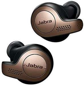 Jabra Elite 65t, Auriculares Bluetooth con Cancelación Pasiva del Ruido