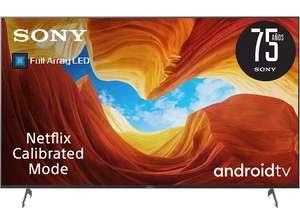 "TV LED 55"" - Sony KD-55XH9096"