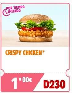 1€ - CRISPY CHICKEN - 1€
