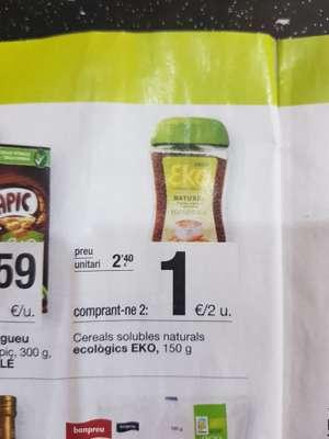 Nestlé EKO Ecologico a 0.50€ (Bonpreu) caducidad mayo 2023