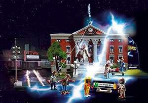 Calendario de Adviento Playmobil Regreso al Futuro.