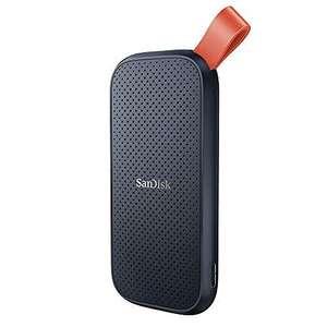 SanDisk Portable SSD 1TB 91,79 / 2TB por 169,99€