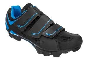 Zapatillas de ciclismo para MTB Neatt Basalte Race negro/azul tallas 42 al 45