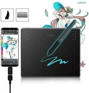 Tableta digitalizadora compatible con Windows, Mac y Android