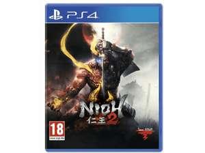Nioh 2 PS4 en Media Markt (eBay)