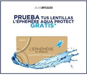 Afflelou te regala 1 mes gratis de sus nuevas lentillas + 1 Rembolso de 20€