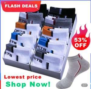 10 pares de calcetines talla 38-42