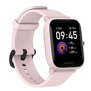 Amazfit Bip U Series Smartwatch Fitness Reloj rosa