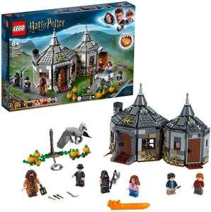 Lego Harry Potter Cabaña de Hagrid 46.2€