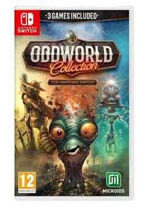 Nintendo Switch Oddworld Collection
