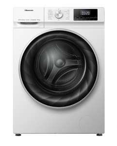 Lavadora secadora Hisense WDQY1014EVJM- 10 kg lavado 6 secado(en tienda por el mismo precio de la de 9), 9kg-6, en web