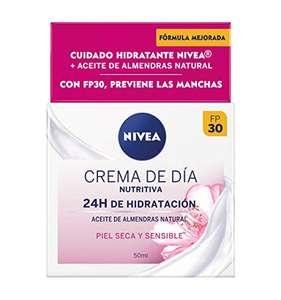 NIVEA Crema de Día Nutritiva FP30 (1 x 50 ml)
