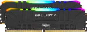 Crucial Ballistix RGB 2x8Gb 3600Mhz CL16 RAM DDR4