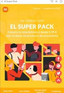 #EL SUPER PACK