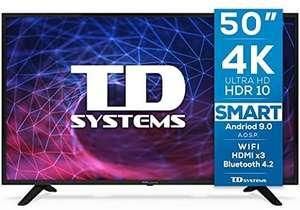 Televisores Smart TV 50