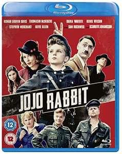 Jo Jo Rabbit en Blu Ray (edición Italiana con Idioma en castellano)