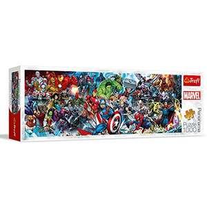 Puzzle de 1000 piezas Marvel Avengers Calidad Premium