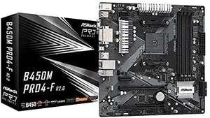 B450M PRO4-F R2.0 AM4 4 DDR4 CPNT