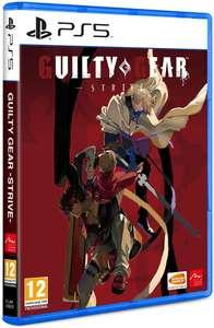 Guilty Gear Strive para PS5 (Carrefour, FNAC, MediaMarkt y Amazon)