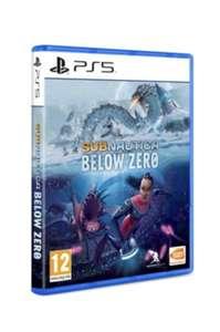 Subnautica Below Zero para PS5