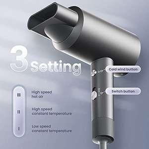 Secador de Pelo Profesional Iónico con Tecnología Thermo Protect 3 Temperaturas