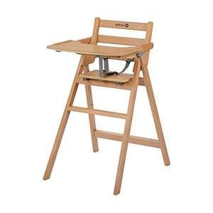 Trona madera plegable Safety 1st Nordik sólo 51€
