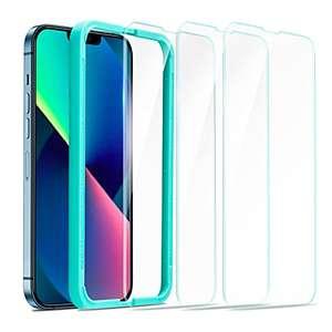 3X Protector pantalla cristal templado - Iphone 13 y pro