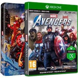 MARVEL'S AVENGERS + Steelbook | Xbox One
