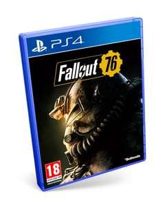 Fallout 76 PS4 / Xbox (Estandar)