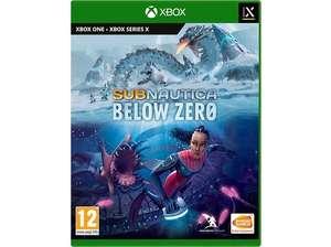 Subnautica Below Zero para Xbox y PS5 por 18,99