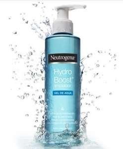 Neutrogena Hydro Boost Gel de Agua Limpiador Facial con Ácido Hialurónico, 200 ml
