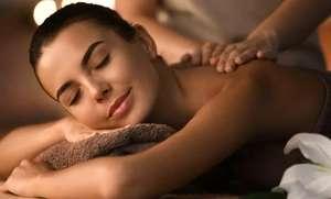 Masaje relajante o de descarga