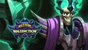 STEAM, XBOX :: Quédate GRATIS el Minion Masters - Mordar's Malediction