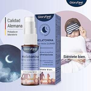 SUEÑO REPARADOR - Melatonina es spray 30 ml
