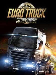 Euro Truck Simulator 2 - Steam [Cupón Seleccionados]