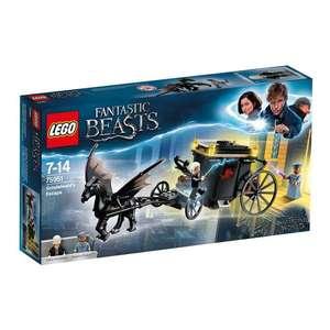 Lego Huida de Grindelwald - Harry Potter