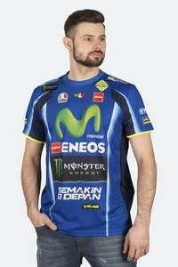 TALLAS S a XL - Camiseta VR46 Yamaha M1 Replica (XL 21€)