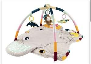 Manta de actividades para bebé elefante Con efectos sonoros en Lidl