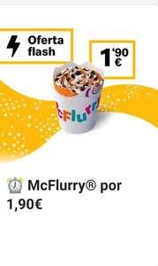 McFlurry a 1,90€
