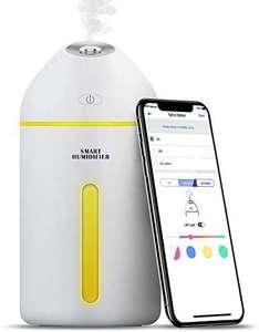 Meross Humidificador Inteligente, 320ML, Control Remoto App, Compatible con Alexa y Google Assistant