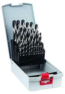 Bosch Professional Set de 25 brocas helicoidales HSS PointTeQ