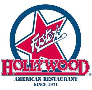 Disfruta en Foster's Hollywood de un 2x1 o 4x2 !!!! VÁLIDO TODOS LOS DÍAS EN COMIDAS Y CENAS