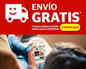Envío gratis la Sirena +9,99€