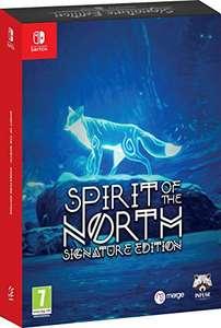 Spirit Of The North Signature Edition Nintendo Switch