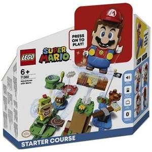 LEGO Super Mario Starter Pack - Aventuras con Mario (Versión Luigi 43.22 €)