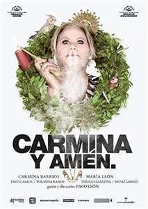 DVD Carmina y Amén